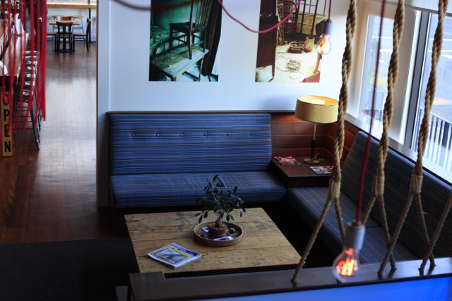 lobby conversation area