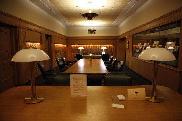 catalog room