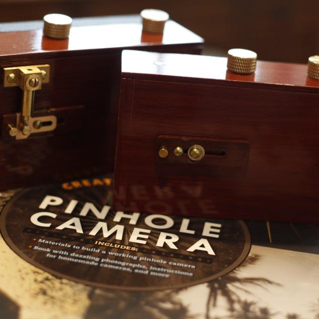 my Zero Image pinhole cameras