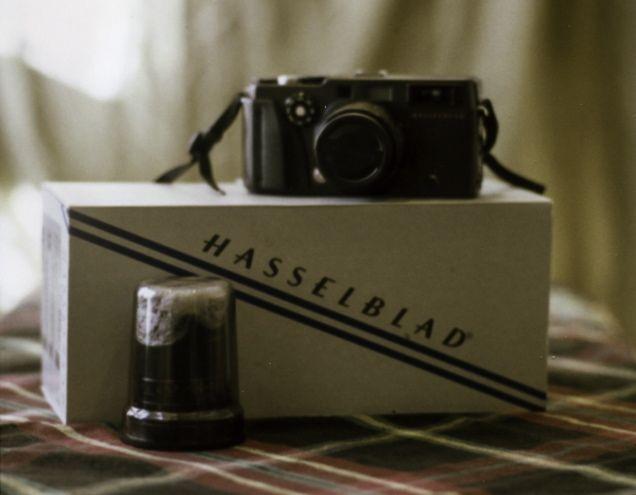 my Hasselblad X-Pan