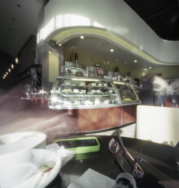 Caffe Umbria at 2 minutes