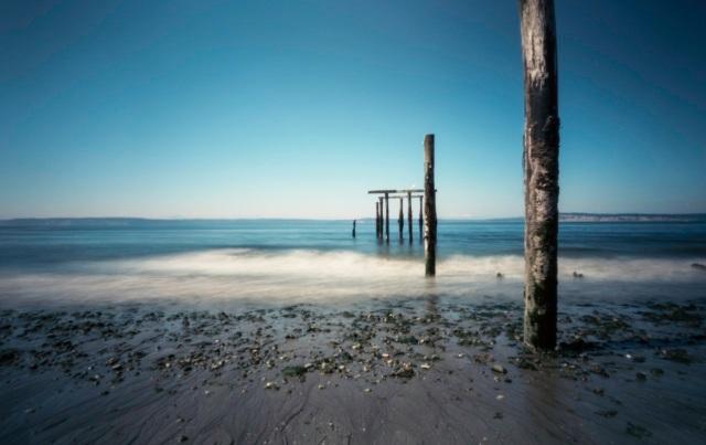 Hansville beach
