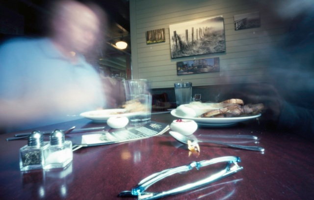 breakfast at the Port Gamble General Store