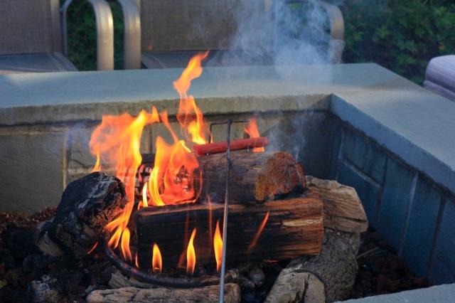 firepit nights