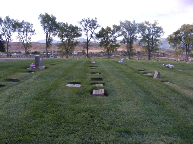 Diamond View Cemetery