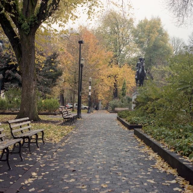 Park blocks