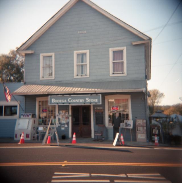 the Bodega General store