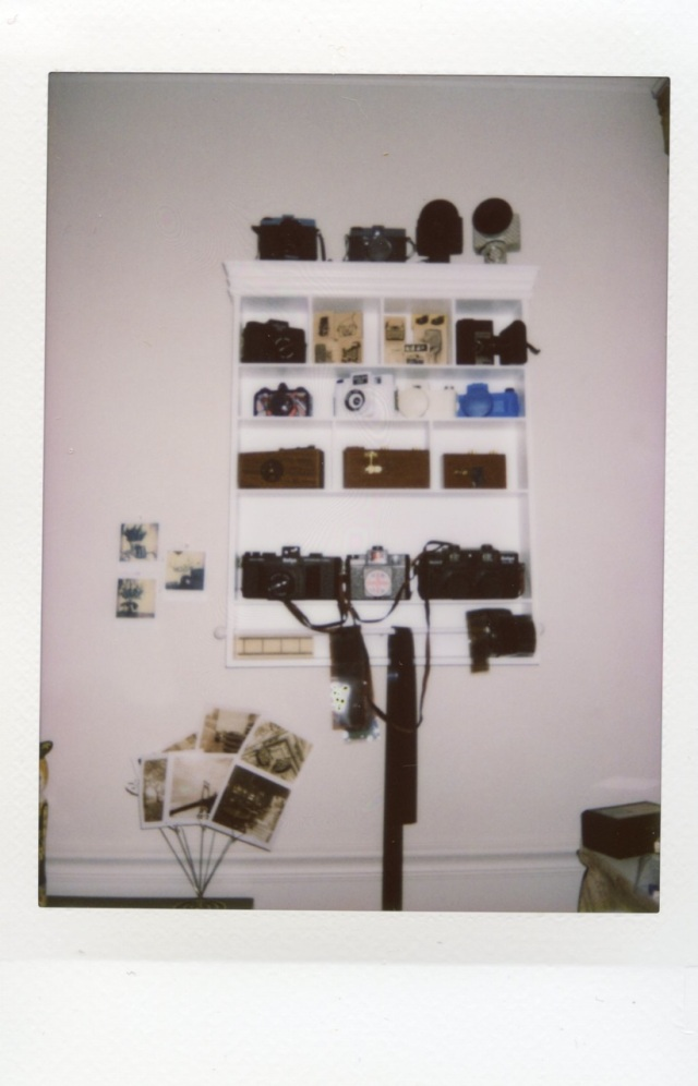 Lomography cameras and pinhole