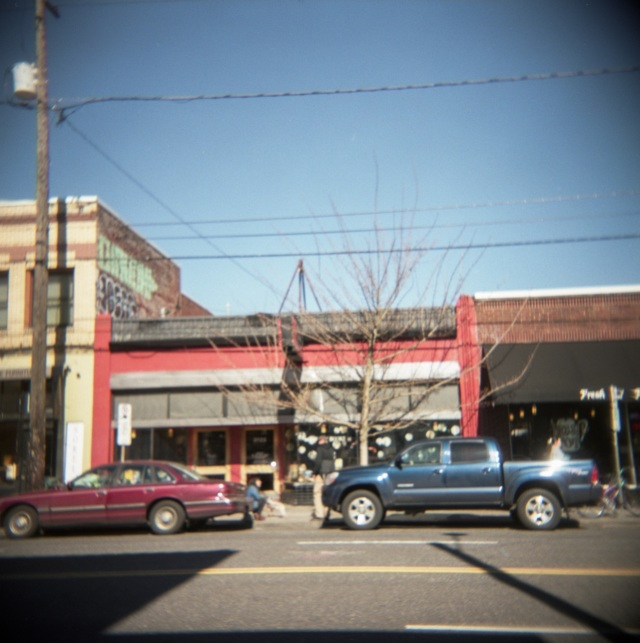 shops on Hawthorne