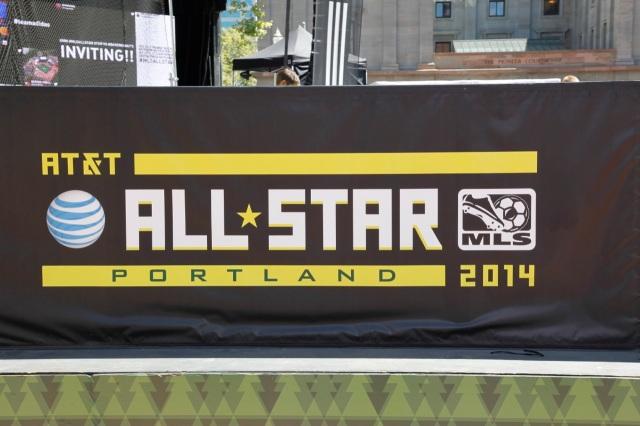 2014 All Stars in Portland