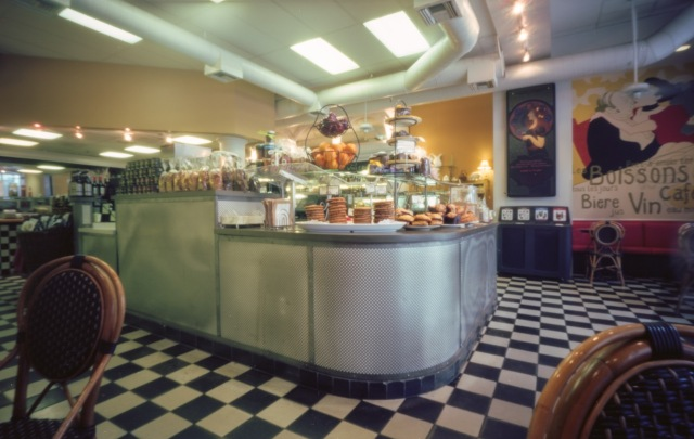 Elephant's deli on SW park in Portland