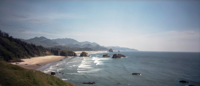 "from Ecola State Park and the opening scene in the movie ""The Goonies"" celebrating its 30th anniversary"